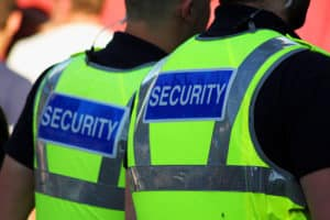 Security Services for Major Events