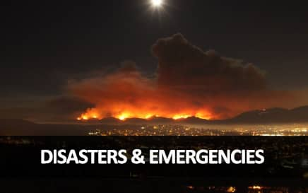 Disasters & Emergency Equipment Rentals   T&D Trailer Event Rentals
